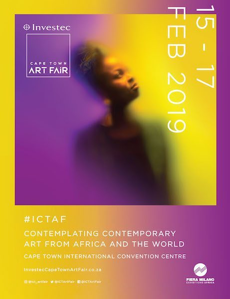 Investec Cape Town Art Fair (ICTF) 2019