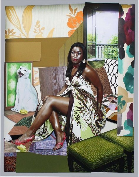 Mickalene Thomas I've Been Good to Me, 2015 Edition 20/20 , artskop