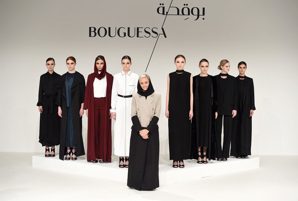 Bouguessa - Presentation - Dubai FFWD Fall/Winter 2016