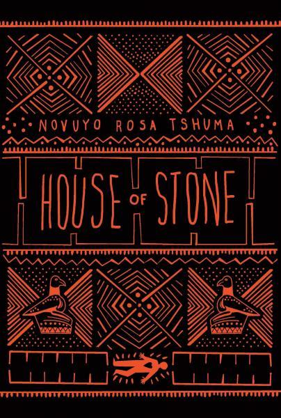 Tshuma , Novuyo Rosa - cover - House of Stone