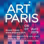 ART PARIS 2019 Du 4 au 7 avril 2019