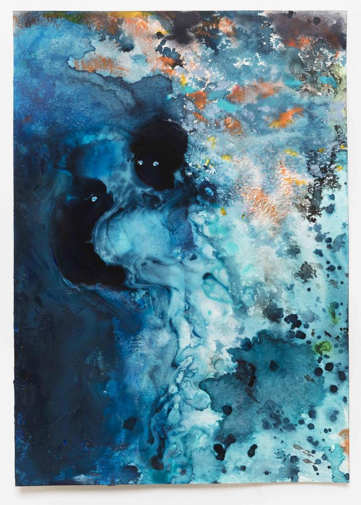 Penny Siopis - Warm Waters [8], 2018-19
