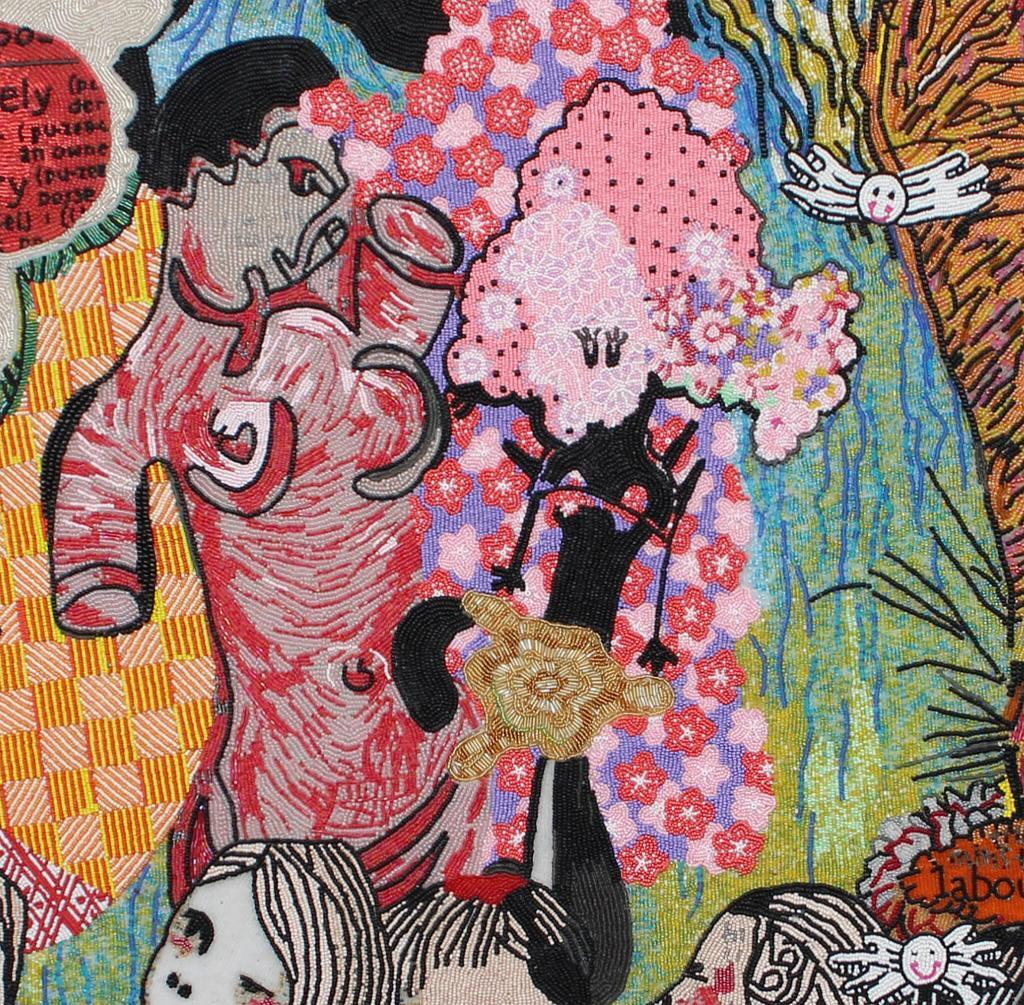 Special project of 1-54 contemporary African art fair