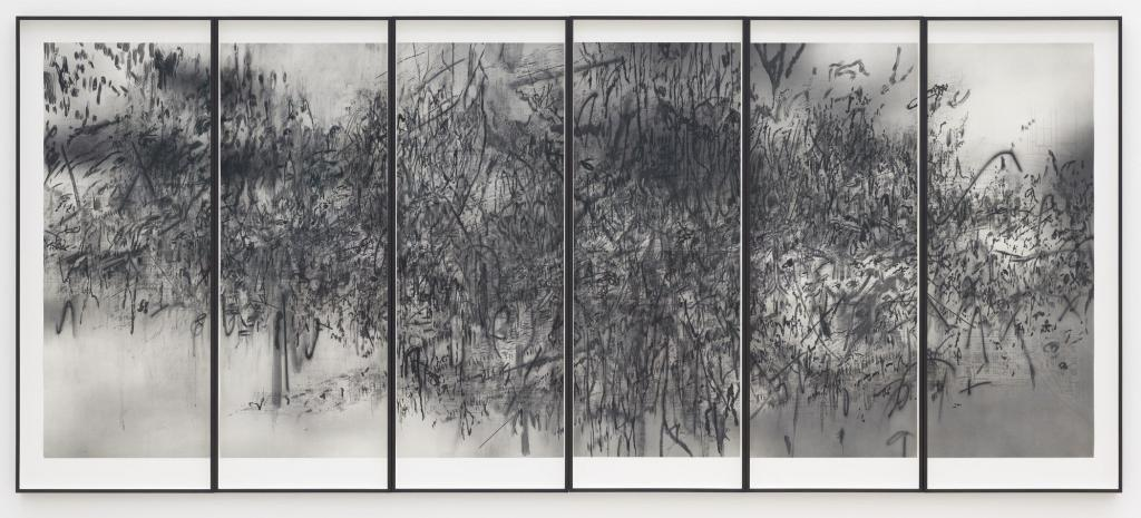 Julie Mehretu retrospective at LACMA & Whitney museum 10 Museums of Contemporary Art To explore African and American Art