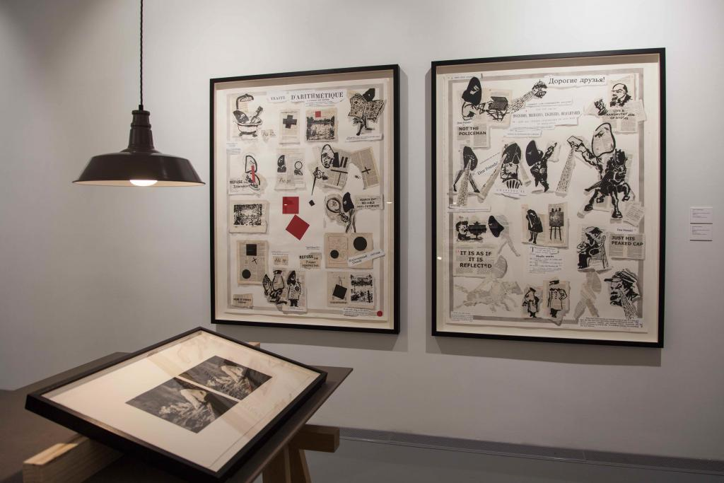 William Kentridge, The Studio. Installation View. Zeitz MOCAA 2019. © Anel Wessels. 10 Museums of Contemporary Art To explore African and American Art