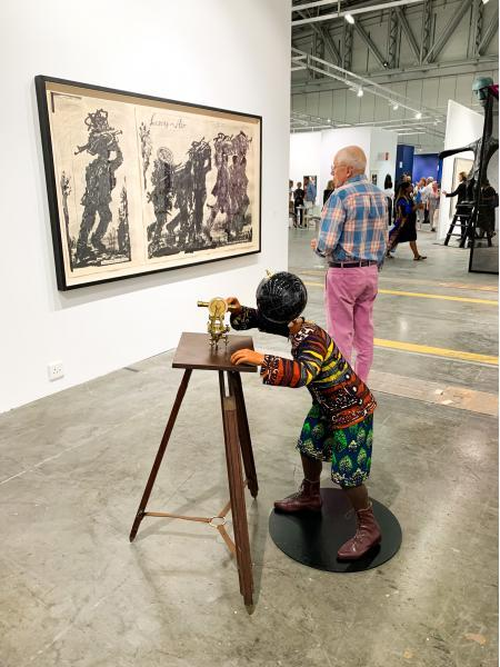 Against the Odds, Investec Cape Town Art Fair Proves Solid Ground for African Art Market
