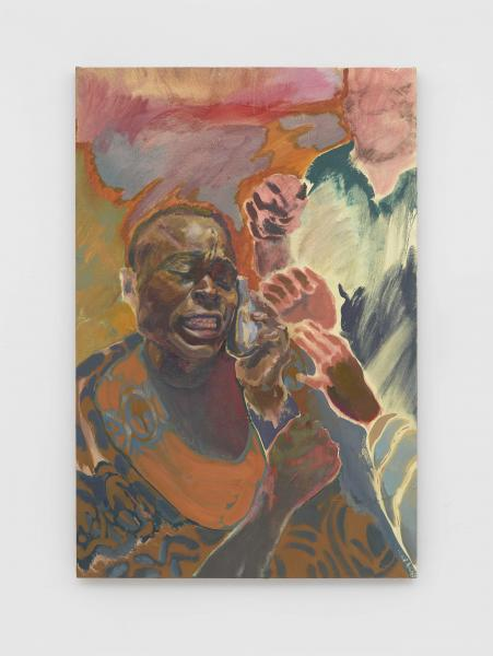 Accomplice; Michael Armitage's first exhibition in Africa