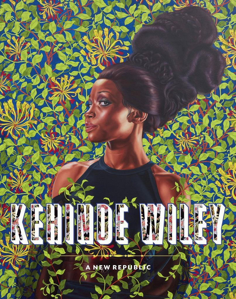 COVID-19 : 10 Art Books to read now Kehinde Wiley, A new Republic, 2015. Please on this image to purchase this art book on artskop.com.