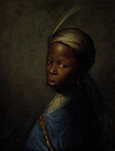 HERE: Black in Rembrandt's Time – A powerful statement...