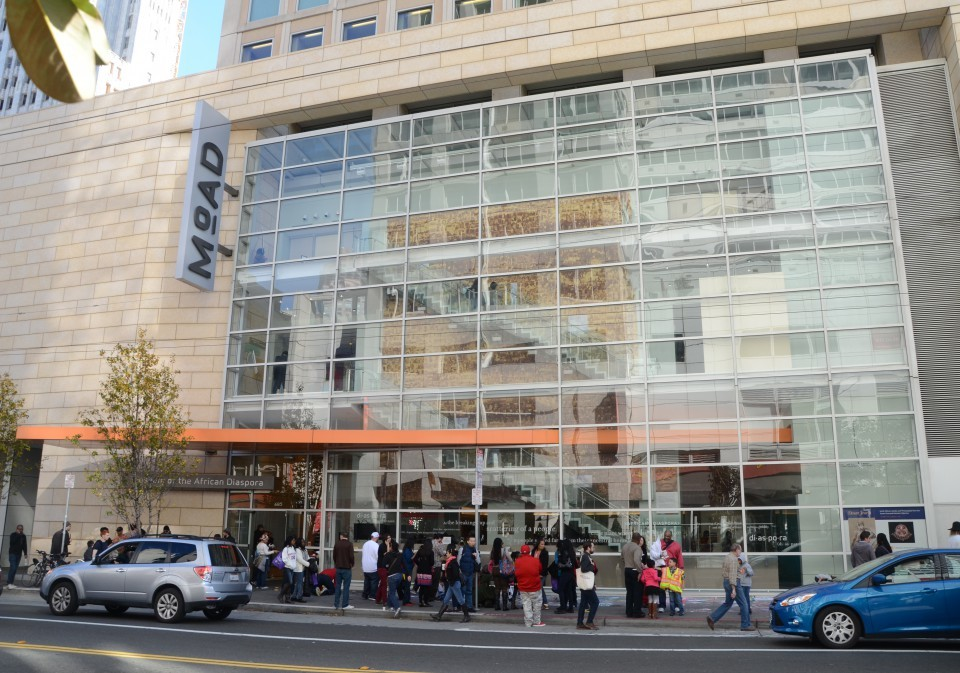 Museum of the African Diaspora San Francisco. © MOAD  10 Museums of Contemporary Art To explore African and American Art