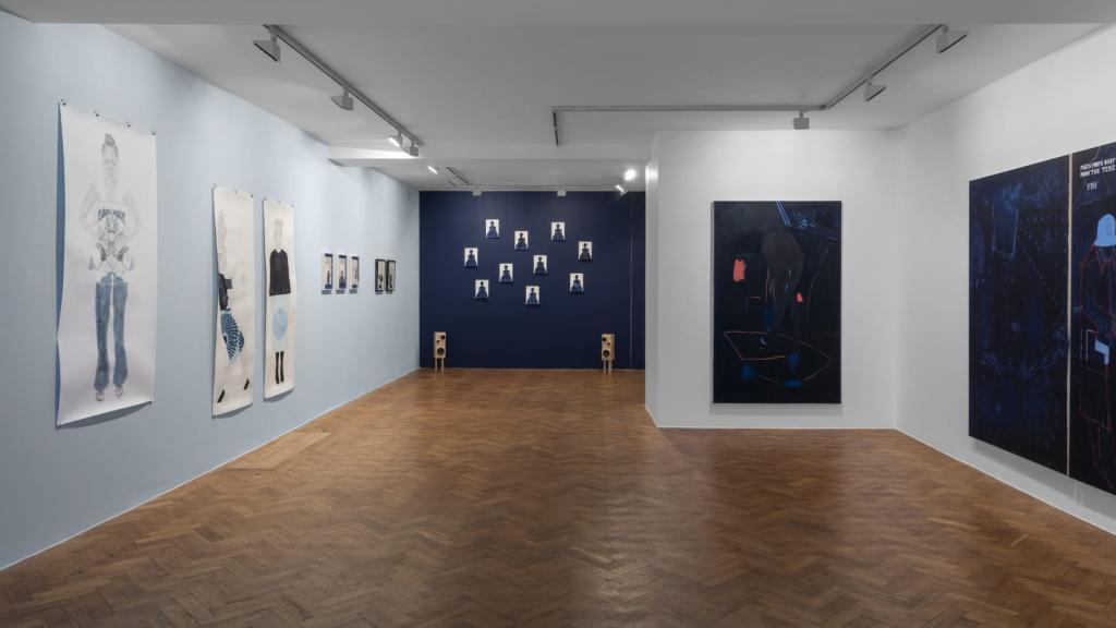 Installation view: The Abstract Truth of Things | Charmaine Watkiss & Andrew Hart | Tiwani Contemporary | 23 July - 12 September 2020 Photo Credit: Deniz Guzel
