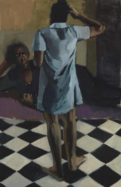 Lynette Yiadom-Boakye first major survey at Tate Britain