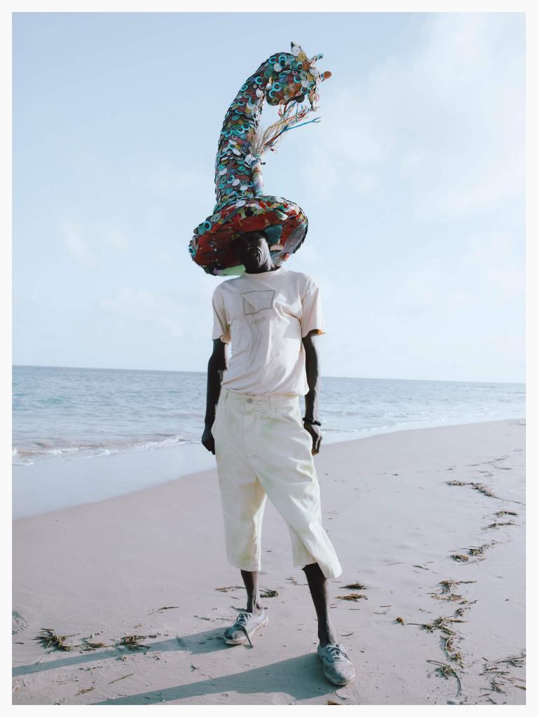 Kristin-Lee Molmen, Mirza Salim, Lamu, 2020 Photography available to collect. 95% of sales go to New Leaf Rehabilitation Center in Kenya. Click to buy the work. Free Shipping with code ART15