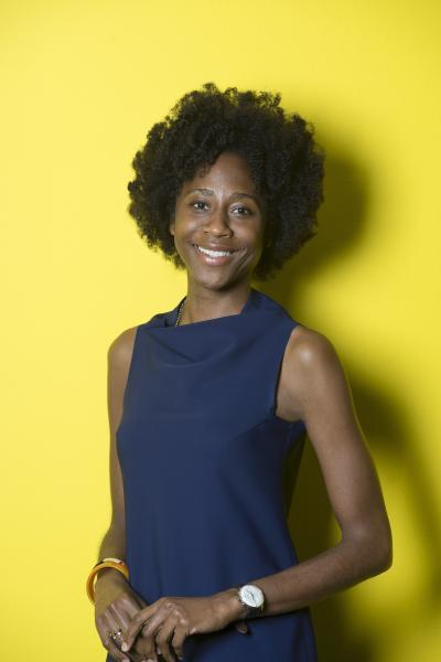 Naomi Beckwith is the new deputy director and chief curator of the Guggenheim Museum