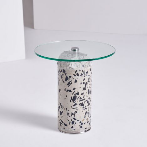 Contemporary Side Table 'Rough'