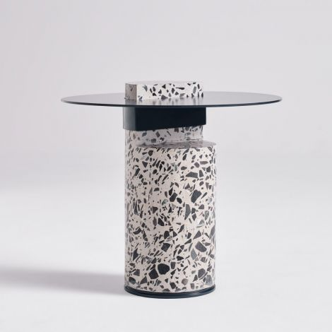 Contemporary Side Table 'Collar'