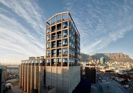 Zeitz - Museum Of Contemporary Art Africa (MOCAA)
