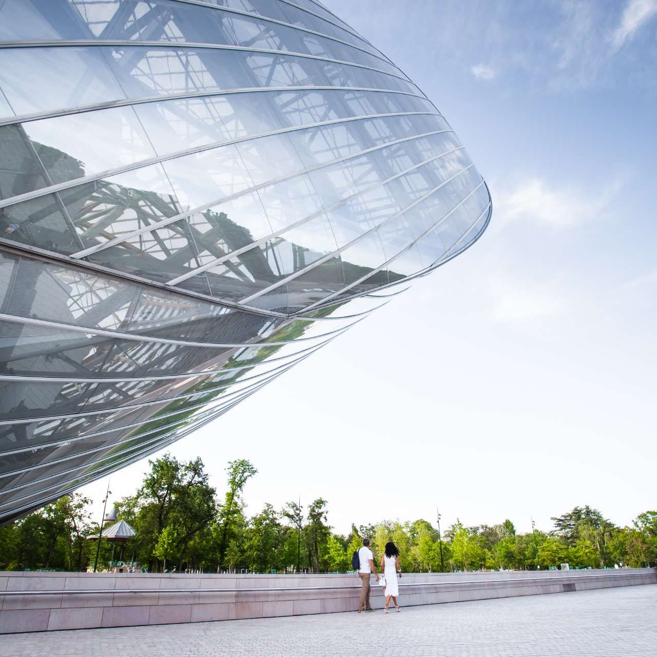 Fondation Louis Vuitton (FLV)